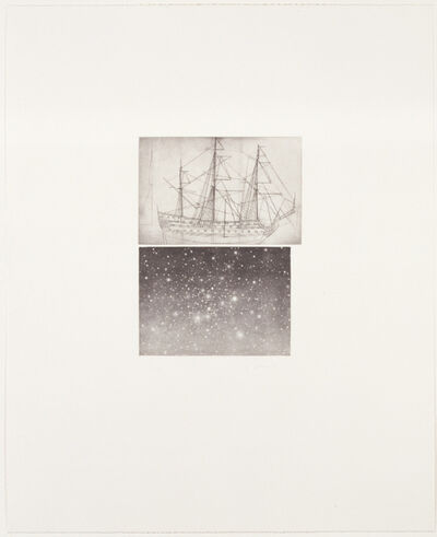 Vija Celmins, 'Alliance', 1983