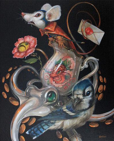Greg 'Craola' Simkins, 'Salt', 2015