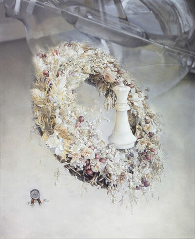 YU SHENG-RUEI 余昇叡, 'Collection Illuminating No.10   發光研究(十) 花見', 2018