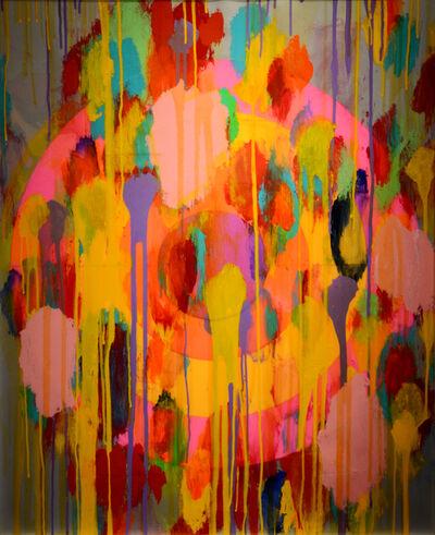 Ford Beckman, 'Pop Target No. 9', 2013