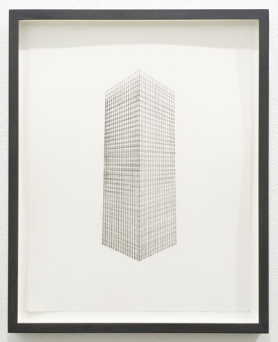 Roy McMakin, 'Untitled (skyscraper)', 2013