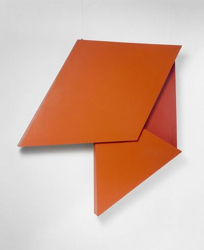 Hélio Oiticica, 'Sem título (de la serie Relevos espaciales) (Untitled (from the Spatial Reliefs series))', 1959/1991