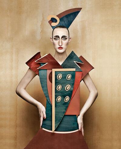 Christian Tagliavini, 'Cubism I', 2008
