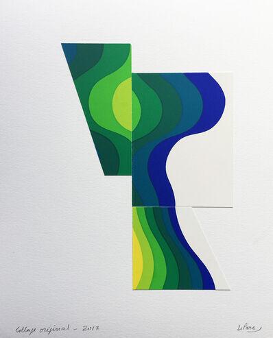 Julio Le Parc, 'Collage #4', 2017