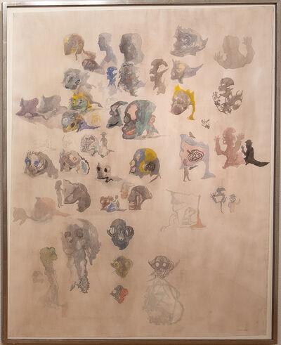 Jorge Castillo, 'La Eternidad', 2008