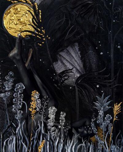 Lina Iris Viktor, 'Dark Matter enveloped us in temporal entropy... No. XLII', 2018-2019