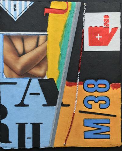 Peter Klasen, 'M38', 2013