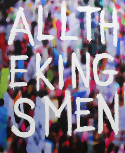 Jonathan Paul (aka Desire Obtain Cherish), 'All The King's Men', 2017
