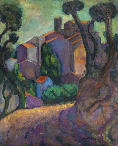 Leopold Gottlieb, 'Paysage du midi', executed circa 1910