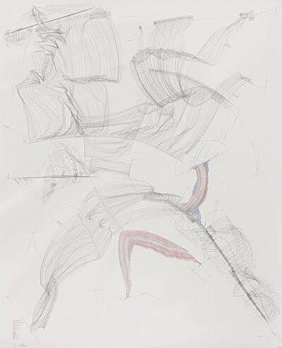 Jorinde Voigt, 'Interhorizontal Nexus I (Kiev 1)', 2010