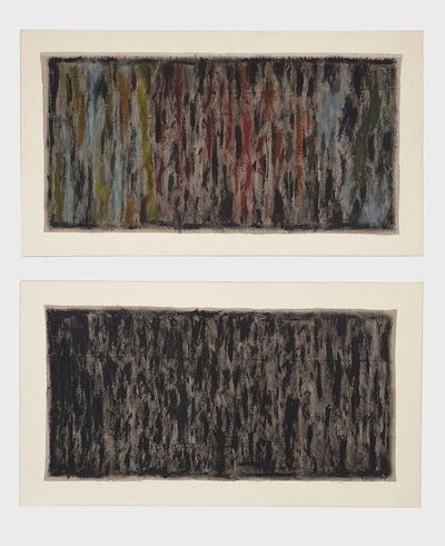Sam Schoenbaum, 'east and west', c. 2005