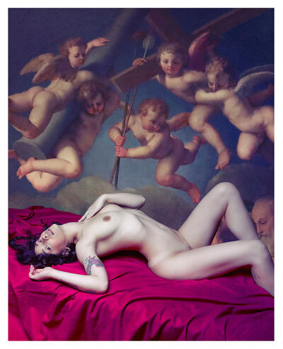 Mariano Vargas, 'Angels and Nude', 2020