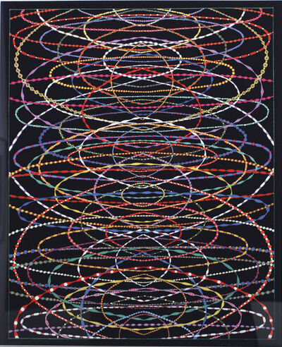 Fred Tomaselli, 'After Echolocation #2', 2000