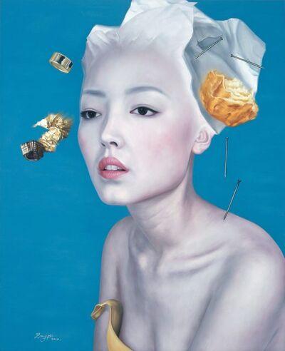 he hongbei, 'Dumped Garbage-Relax No.27', 2010