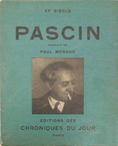 Jules Pascin, 'Pascin (XX Siecle 6)', 1931