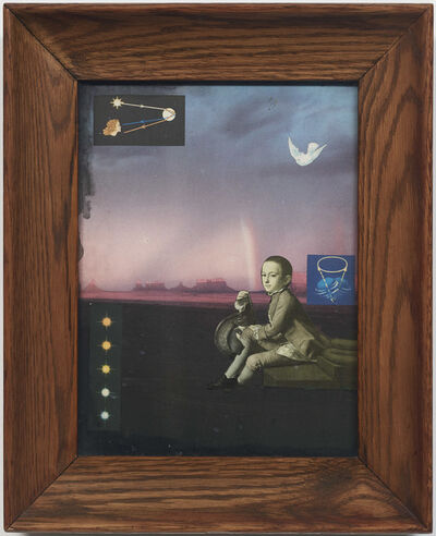 Joseph Cornell, 'Fountain of youth', 1959
