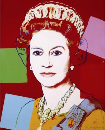 Andy Warhol, 'Queen Elizabeth II F.S. II 334', 1985