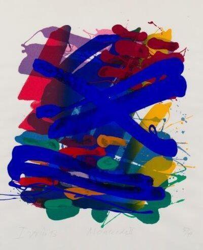 Albert Irvin RA, 'Montcada II', 1993