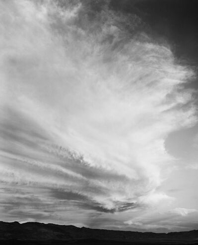 Chip Hooper, 'Clouds, Death Valley', 1999