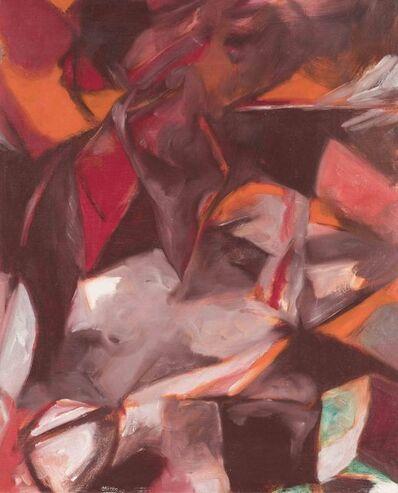 Avigdor Arikha, 'Composition', 1962