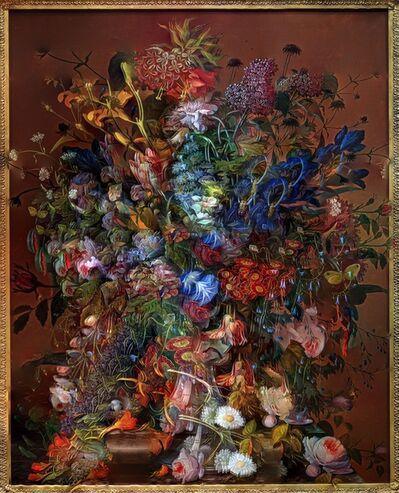 Abelardo Morell, 'Composite Picture of Flower Painting, Philadelphia Museum of Art', 2014