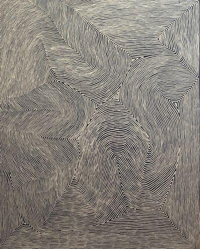 George Hairbrush Tjungurrayi, 'Untitled', 2017