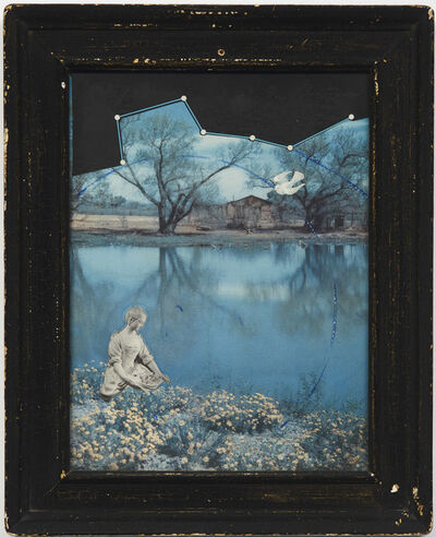 Joseph Cornell, 'Untitled (How the Big Dipper changes)', ca. 1960