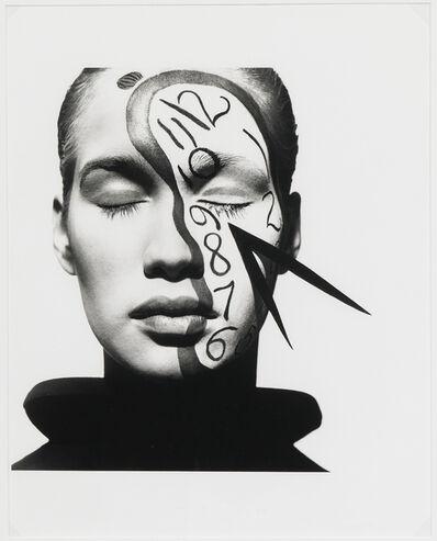 Matthew Rolston, 'Anita, Clockface, New York', 1987