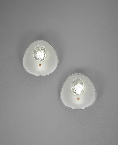 Max Ingrand, 'Pair of wall lights, model no. 1944', ca. 1958