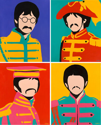 Coco Davez, 'The Beatles', 2019