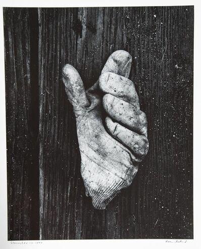 Aaron Siskind, 'Glove', 1944