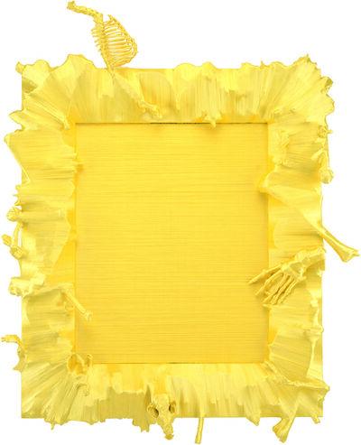 Lin Tianmiao, 'Duckling Yellow', 2012