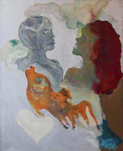 Suzanne Jackson, 'Conversation', 1976