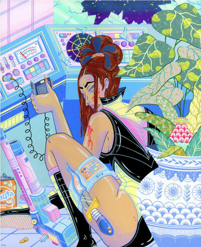 Kristen Liu-Wong, 'A Choice'