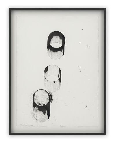 Takesada Matsutani, '3 Circles', 2017