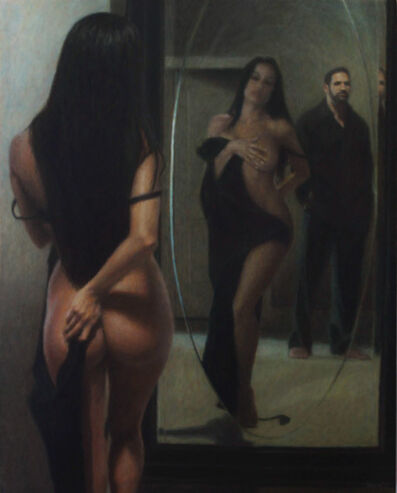 Davis Morton, 'In Mike's Mirror', 2013
