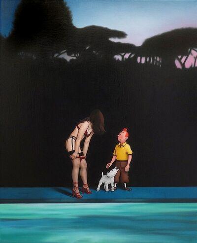 Ole Ahlberg, 'The Pool', 2018