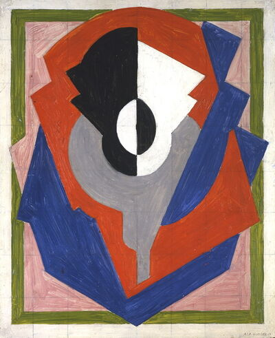 Albert Gleizes, 'Composition', 1921