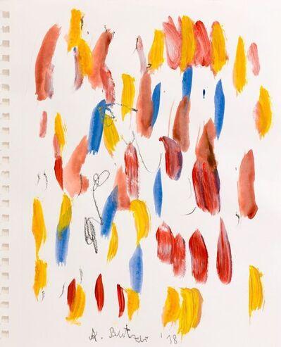 André Butzer, 'Untitled', 2018