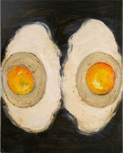 Paul Manes, 'Eggs Fried', 2018