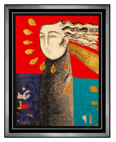 Orlando Agudelo Botero, 'Apollo', 20th Century