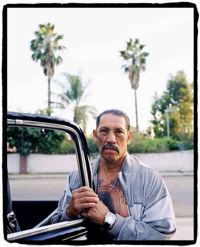 Gregory Bojorquez, 'Danny Trejo', 2004