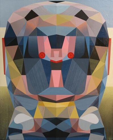 Raymond Lemstra, 'HEAD № 05', 2018