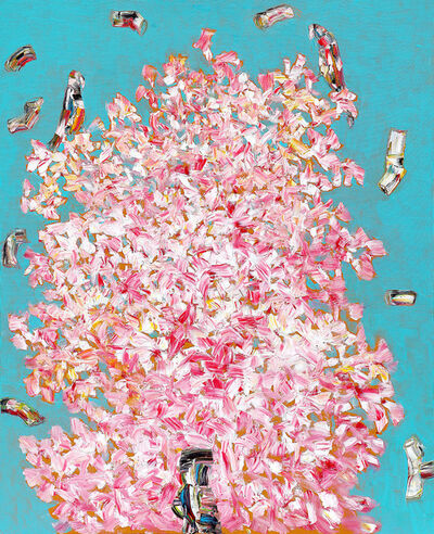 Lee Hie-chun, 'Flower Garden in a Dream', 2015