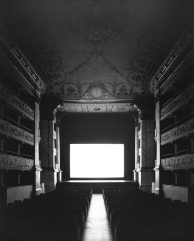 Hiroshi Sugimoto, 'Teatro dei Rinnovati, Siena ', 2014