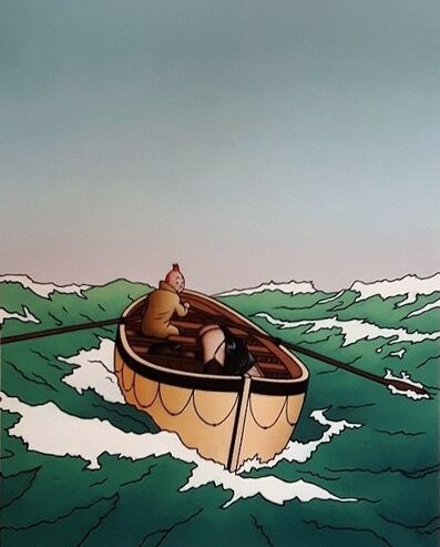 Ole Ahlberg, 'The Boat ', 2010