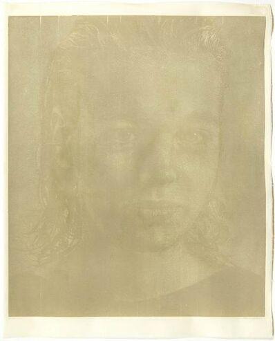 Franz Gertsch, 'Natascha II', 1986