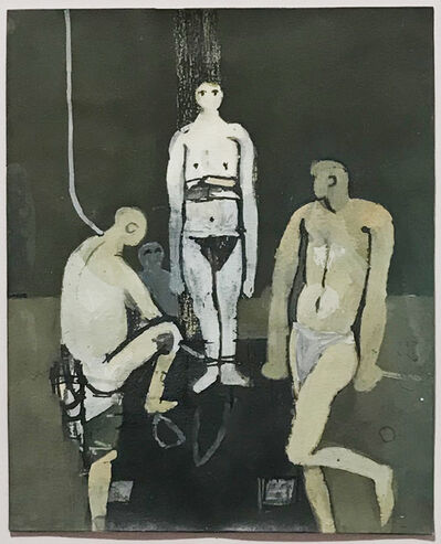 Keith Vaughan, 'The Execution', ca. 1952