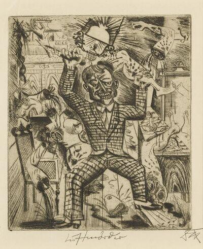 Otto Dix, 'Lustmörder (Karsch 14)'