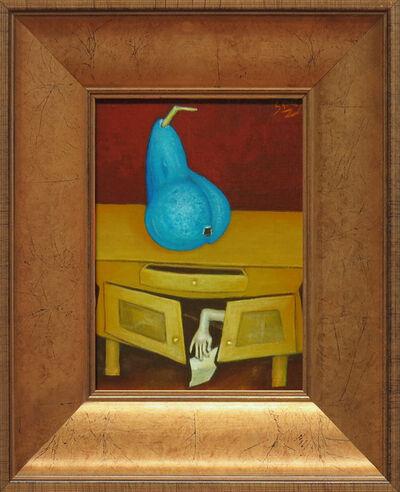 Salvador Di Quinzio, 'The Blue Pear', 2017